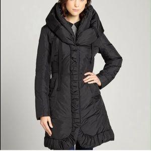 Tahari Hooded Winter Coat - Small